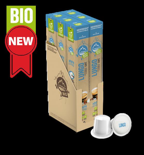 Café BIO Lungo - 60 capsules La Natura Lifestyle
