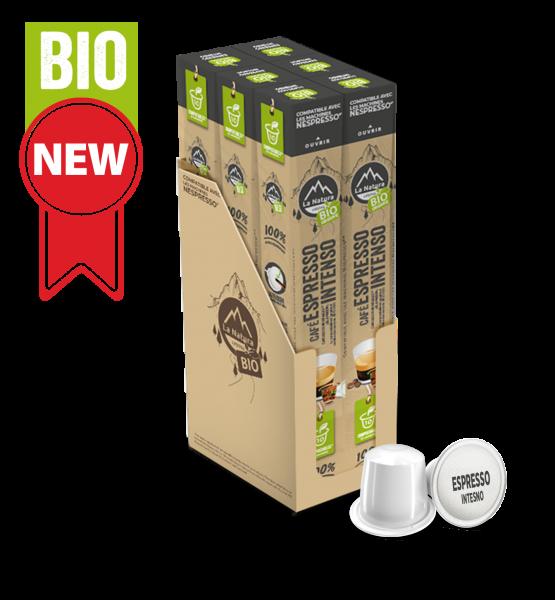 Café BIO Espresso Intenso - 60 capsules La Natura Lifestyle