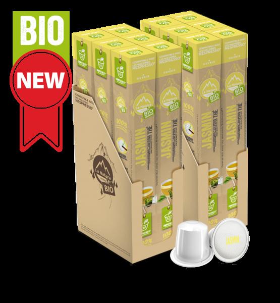 Thé BIO Jamsin - 120 capsules La Natura Lifestyle