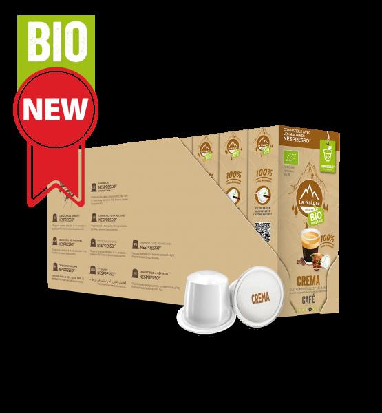Café BIO Crema - 110 capsules Multipack La Natura Lifestyle