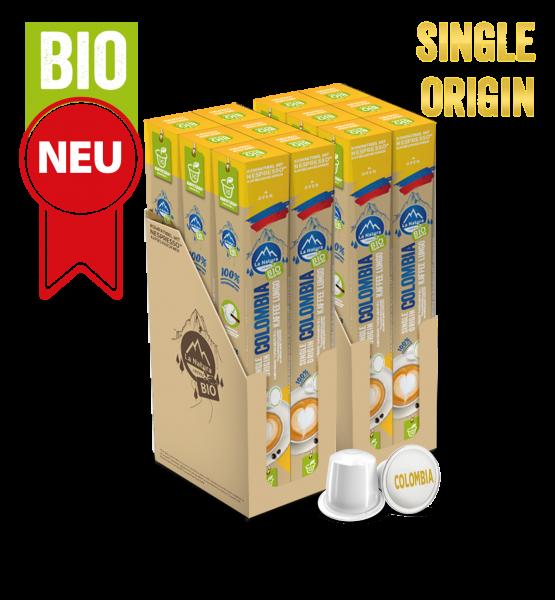 Colombia Single Origin BIO káva - 120 kapslí La Natura Lifestyle
