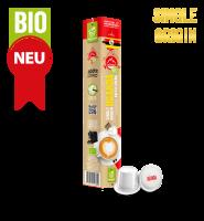 Uganda Plantagen Single Origin BIO Kaffee - 10 Kapseln La Natura Lifestyle