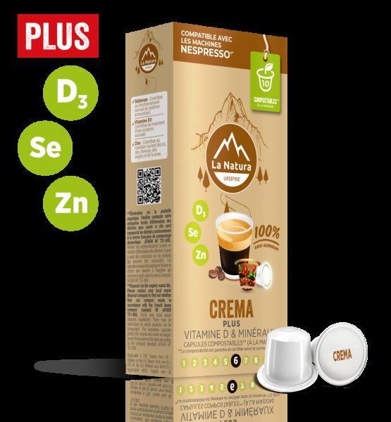 Crema Plus - 10 capsules La Natura Lifestyle