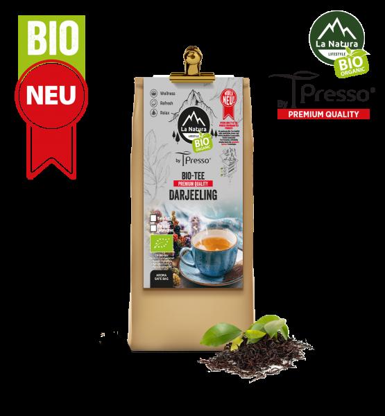 Darjeeling BIO Teeblatt - La Natura Lifestyle by Tpresso