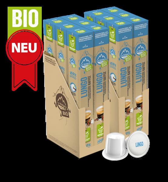 Lungo BIO Kaffee - 120 Kapseln La Natura Lifestyle BAG