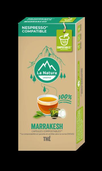 Thé Marrakech - 10 capsules La Natura Lifestyle