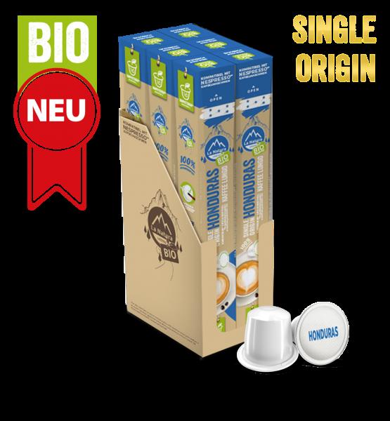 Honduras Single Origin BIO káva - 60 kapslí La Natura Lifestyle