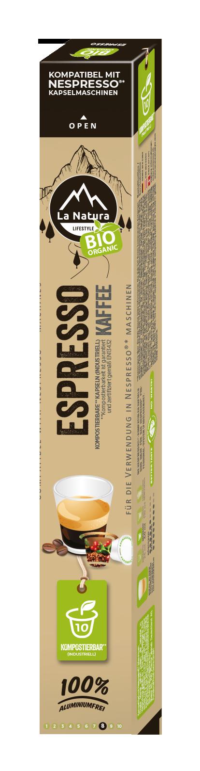 Bio Kaffee Kapseln