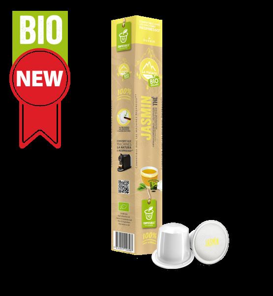 Thé BIO Jamsin - 10 capsules La Natura Lifestyle