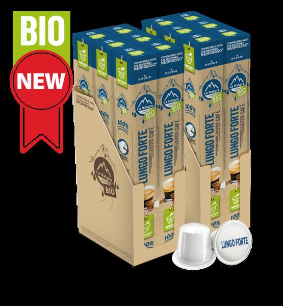 Café BIO Lungo Forte - 120 capsules La Natura Lifestyle