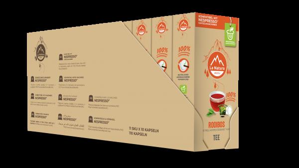 Rooibos Tee - 100er Multipack La Natura Lifestyle CRS