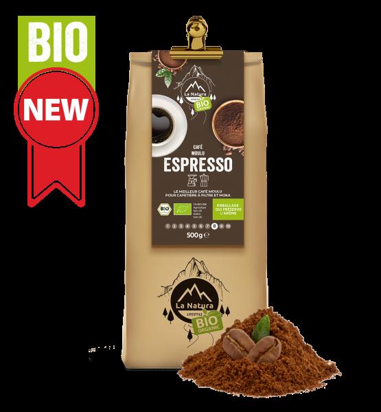 Café BIO Espresso 500g La Natura Lifestyle