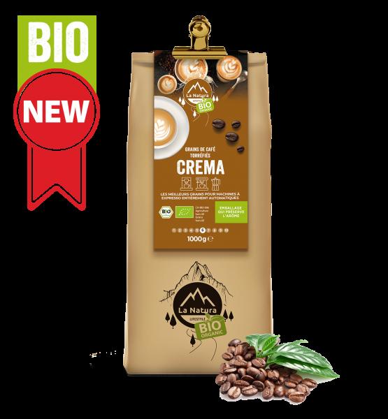 Café BIO Crema 1000g La Natura Lifestyle
