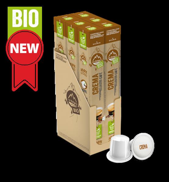 Café BIO Crema - 60 capsules La Natura Lifestyle