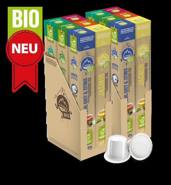 Zvýhodnený balíček Tea Collection - 120 kapsúl La Natura® Lifestyle