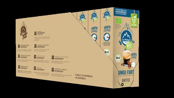 Lungo Forte - 100er Multipack La Natura Lifestyle CRS