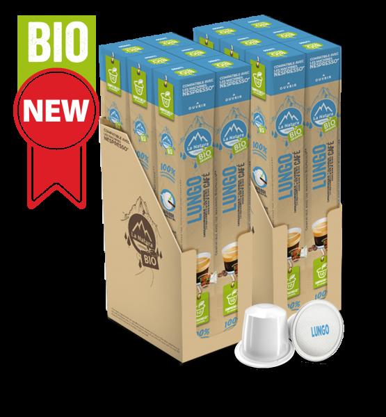 Café BIO Lungo - 120 capsules La Natura Lifestyle