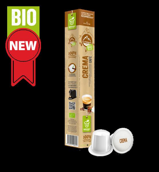 Crema BIO Káva - 10 kapslí La Natura Lifestyle