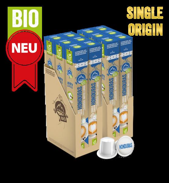 Honduras Plantagen Single Origin BIO Kaffee - 120 Kapseln La Natura Lifestyle