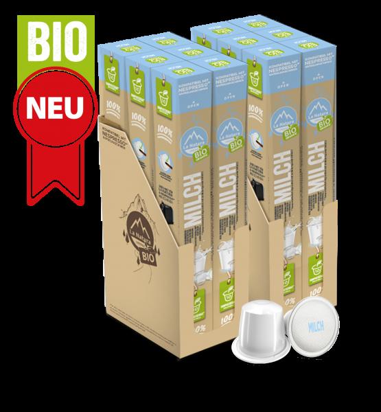 BIO Milch 3,5% - 120 Kapseln La Natura Lifestyle BAG