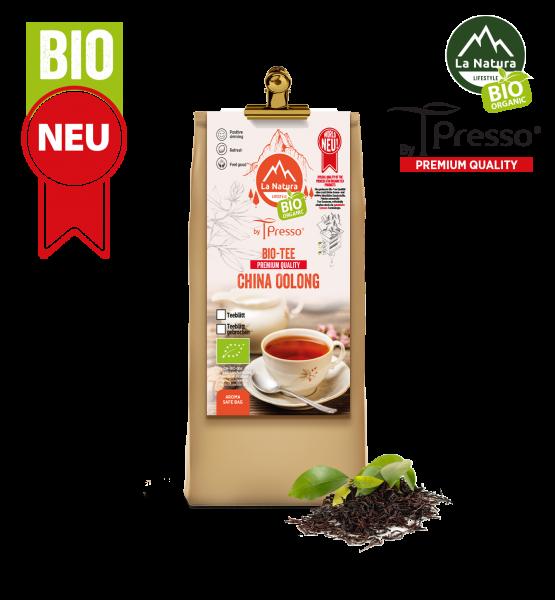 China Oolong BIO Teeblatt - La Natura Lifestyle by Tpresso